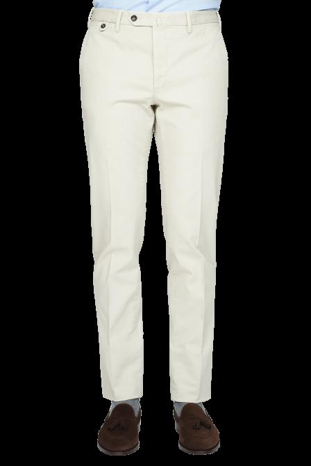 Pantaloni Torino PT01 ivory chinos. TrousersIvory - Trousers PNG HD