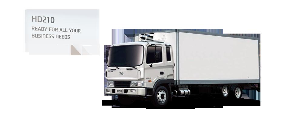 Truck HD PNG - 95722