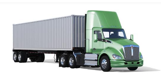 Truck HD PNG - 95713