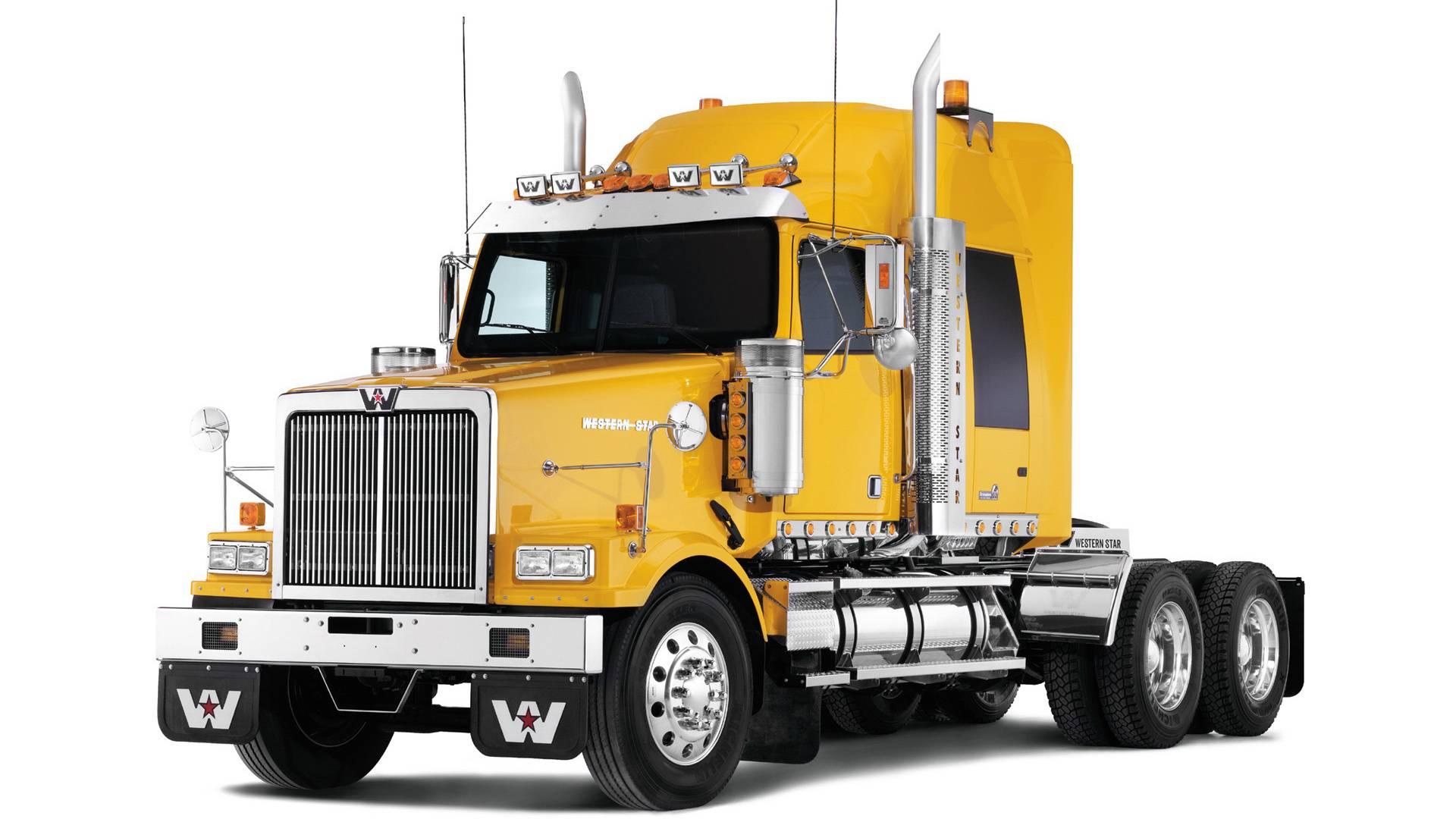 Truck HD PNG - 95716
