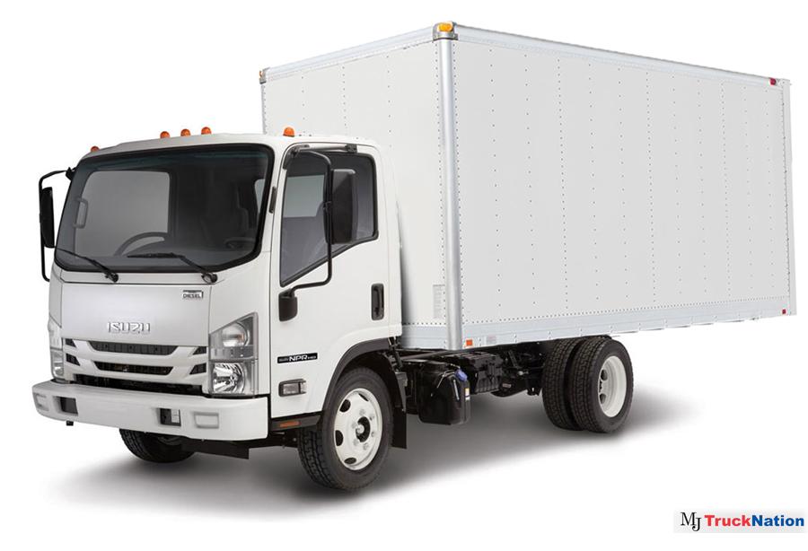 Truck HD PNG - 95711