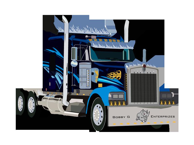 Truck HD PNG - 95715