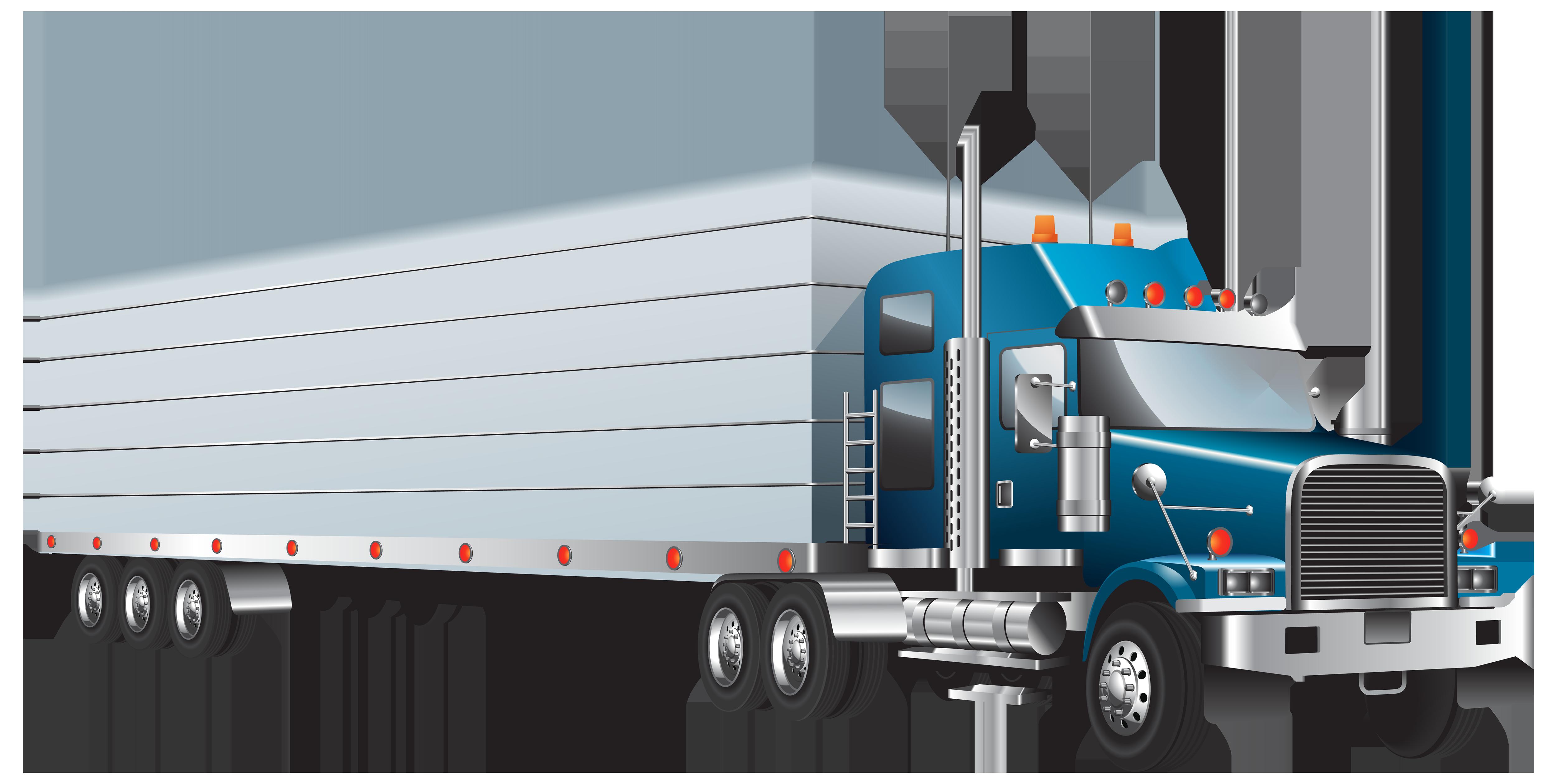Truck HD PNG - 95714