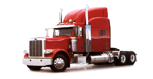Truck Rig PNG - 85110