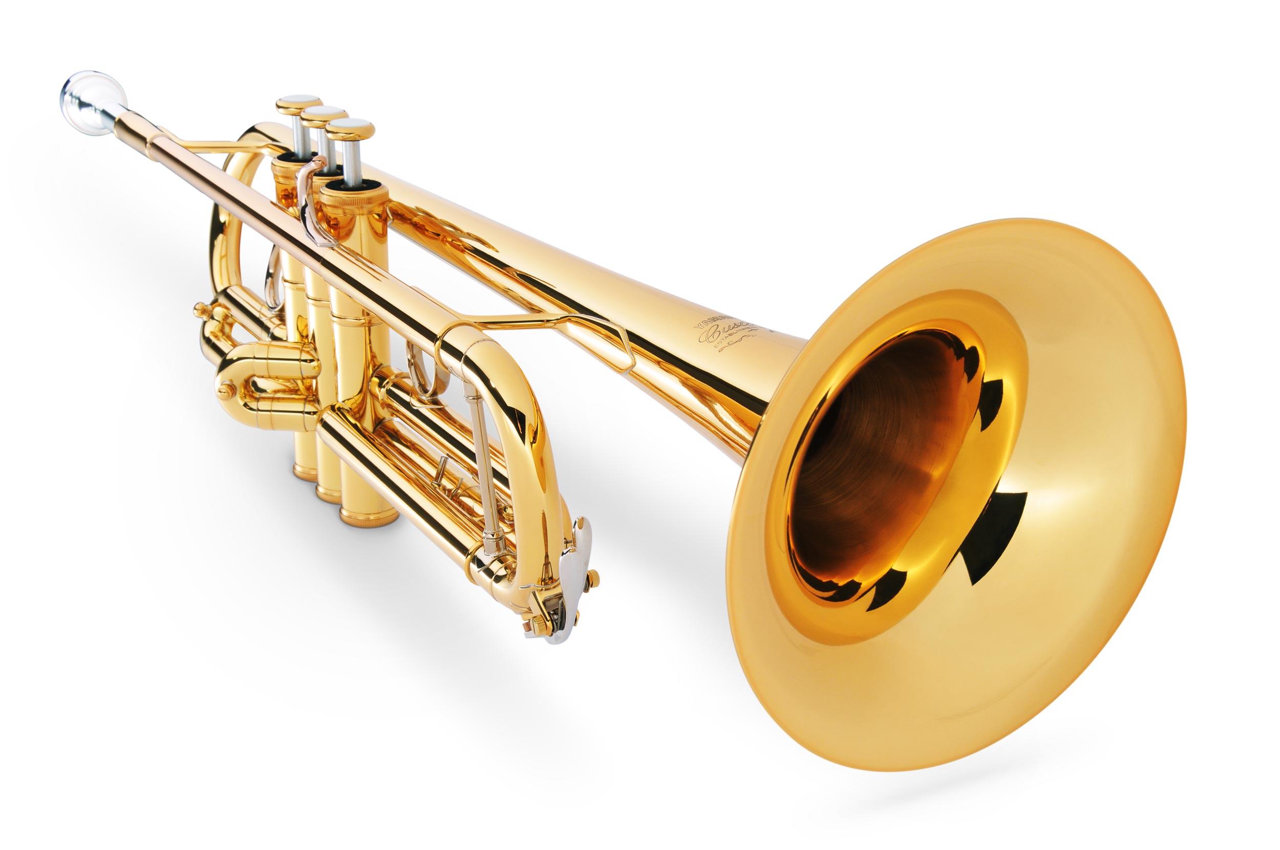 Yamaha Custom Trumpet - Trumpet HD PNG