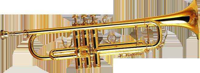 Trumpet PNG HD