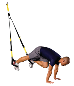 TRX Suspension Training requi