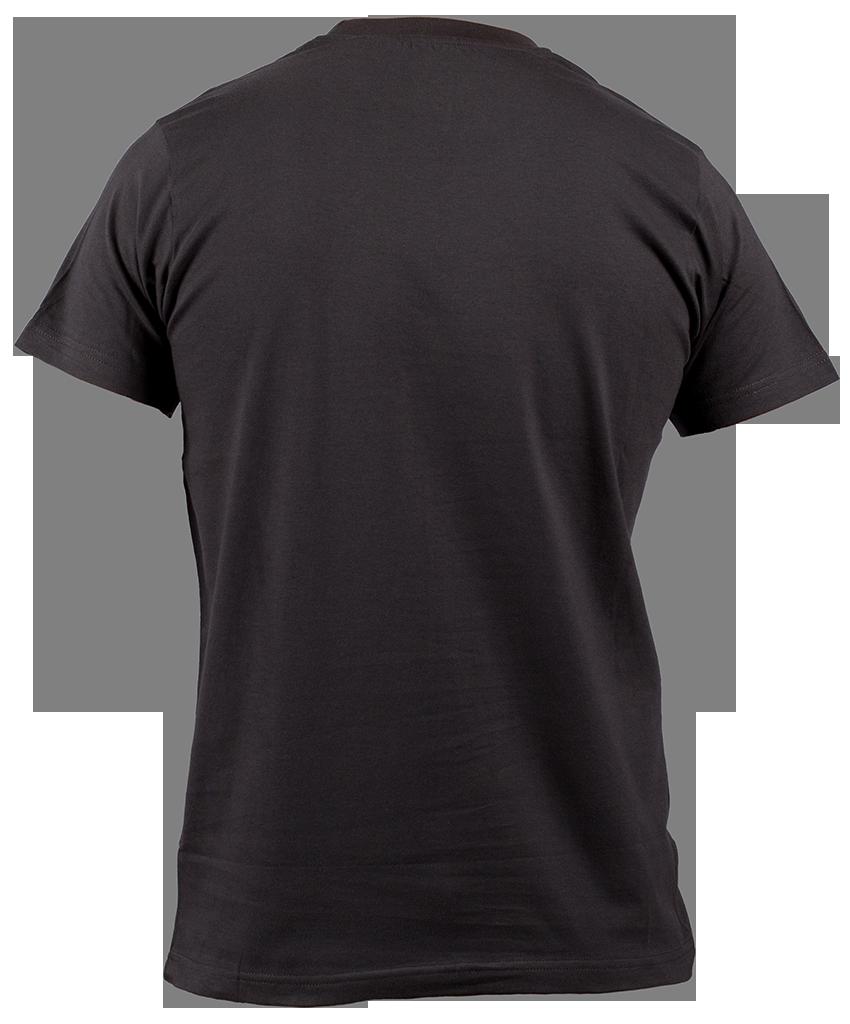Black T-shirt PNG image - Tshirt PNG