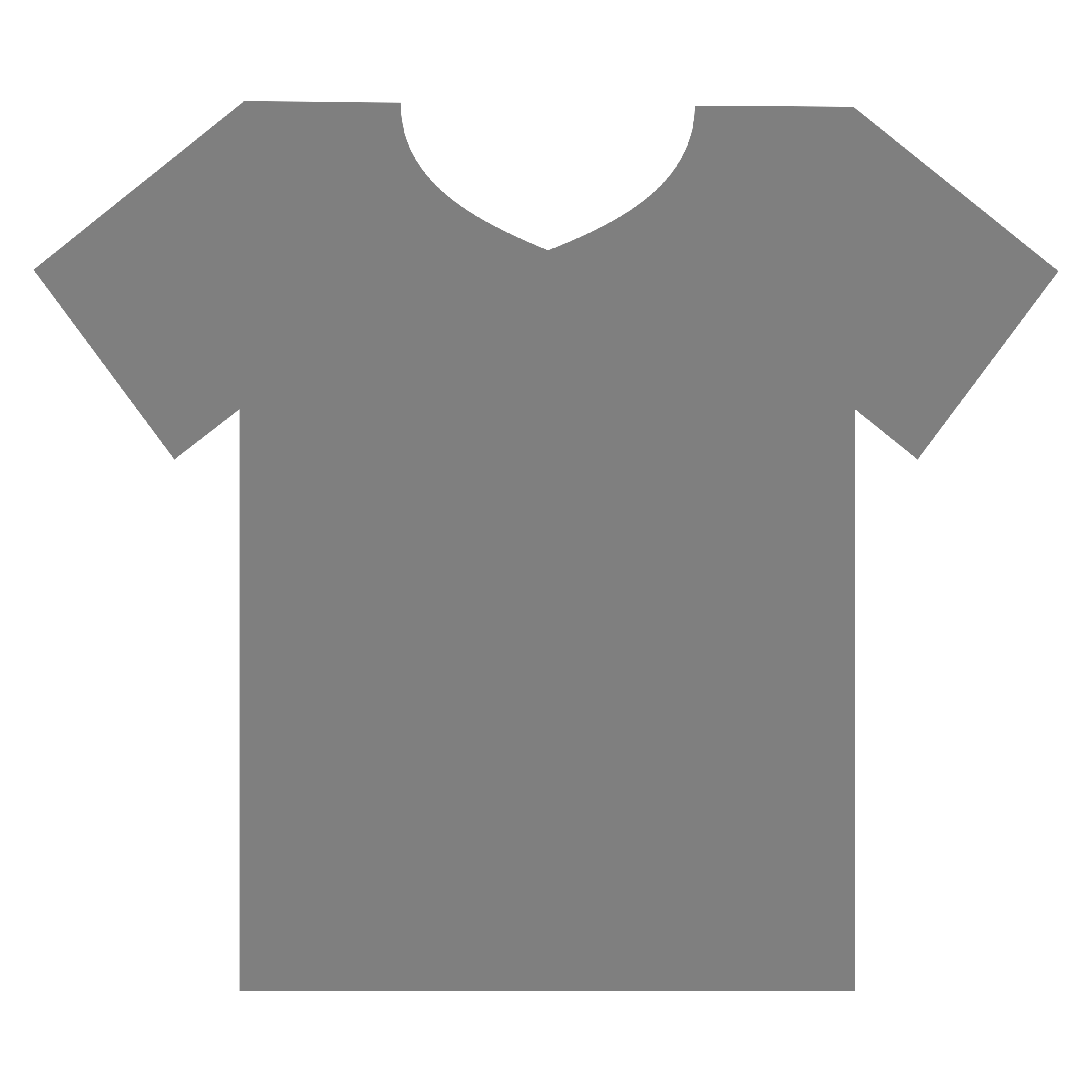 Tshirt PNG Outline - 81583