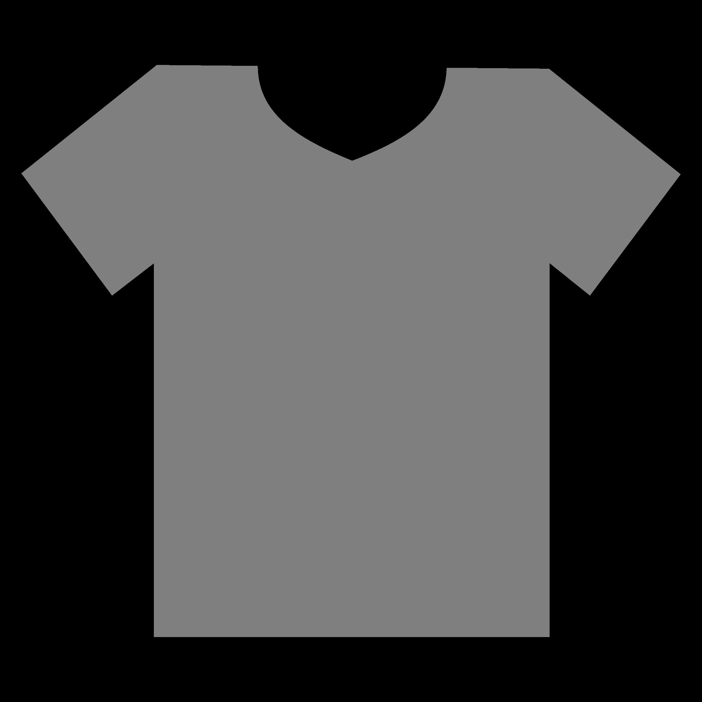 BIG IMAGE (PNG) - Tshirt PNG Outline