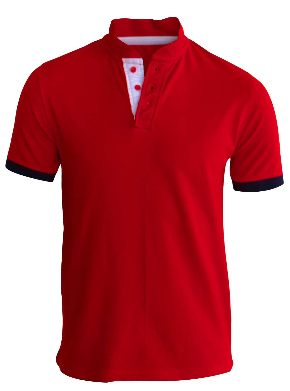 Red T Shirt PNG Transparent Image - Tshirt PNG