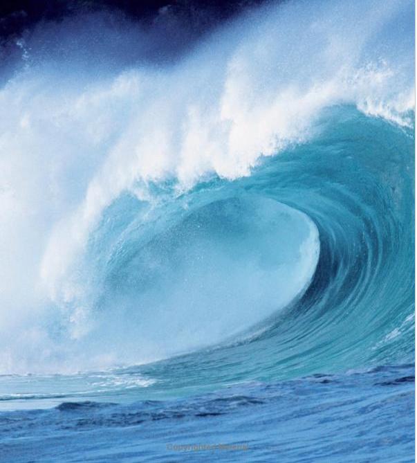 Tsunami Wave PNG - 81578