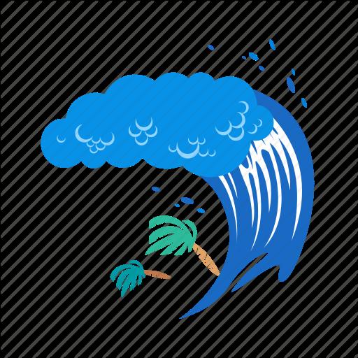 Tsunami Wave PNG - 81565