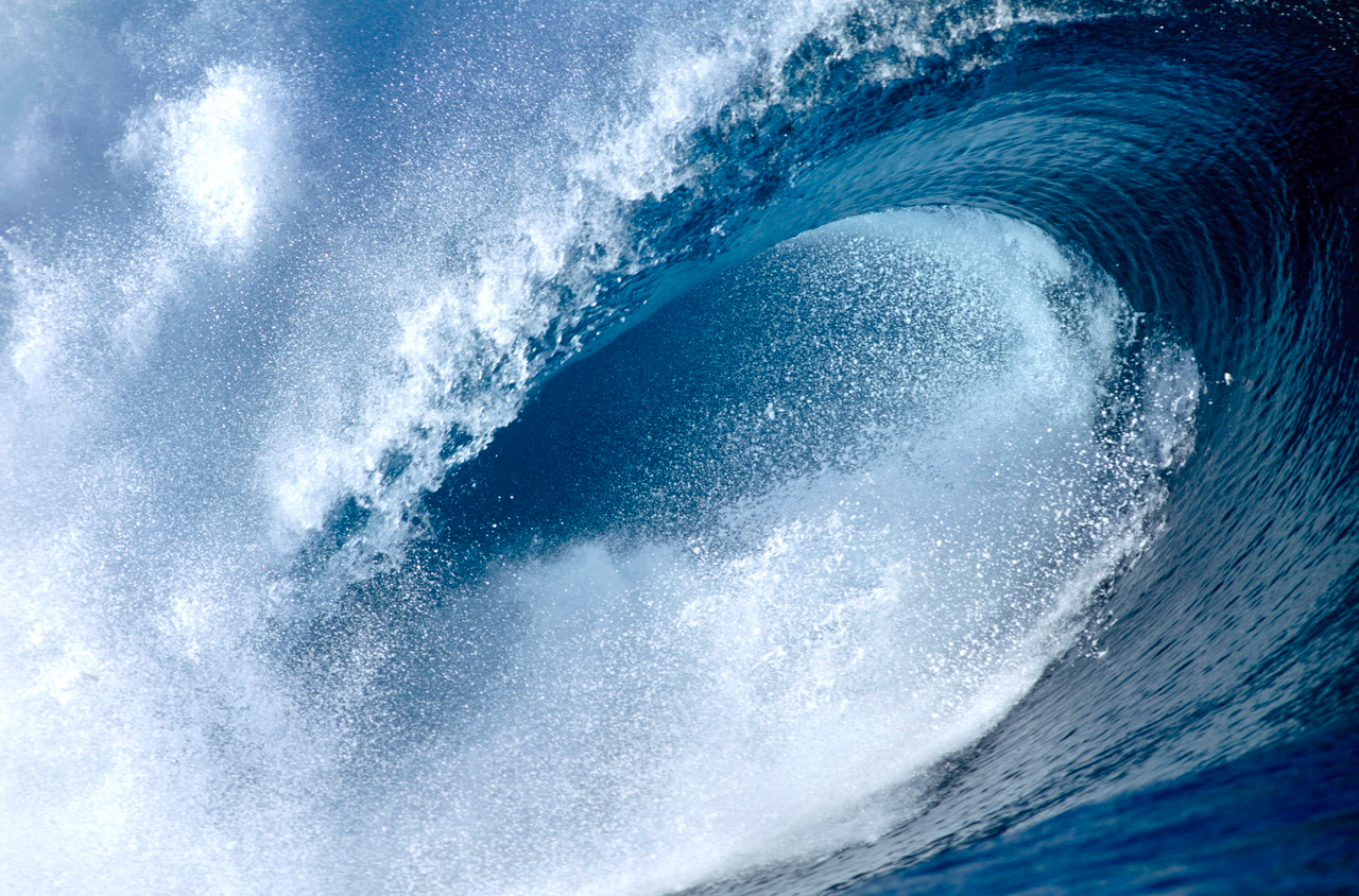 Tsunami Wave PNG - 81562
