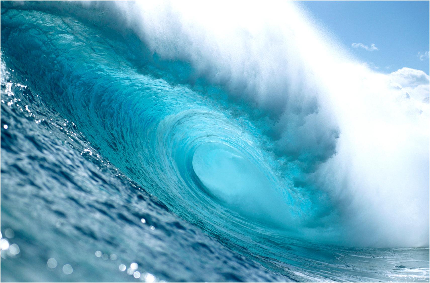 Tsunami Wave PNG - 81576
