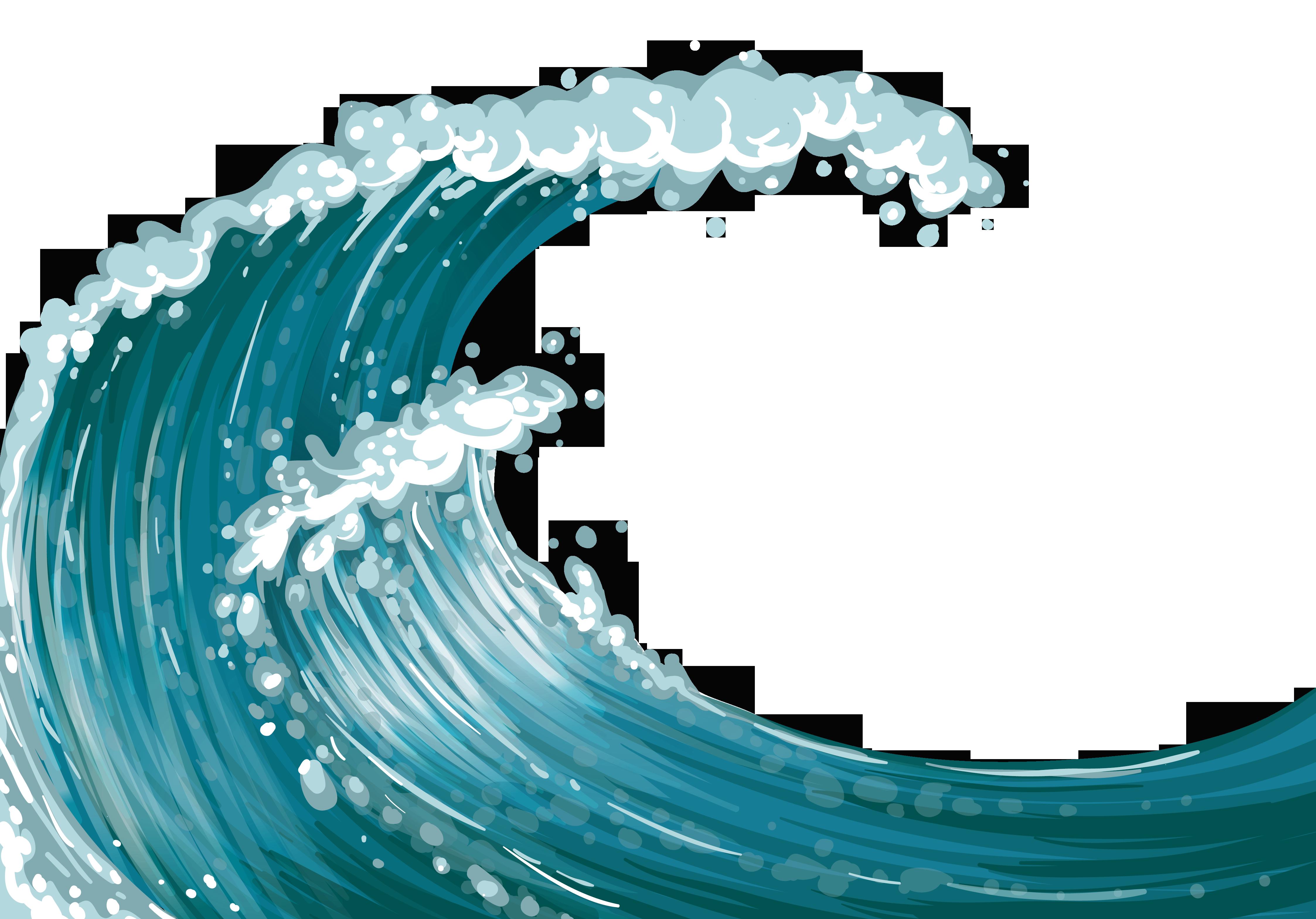 Tsunami Wave PNG - 81566