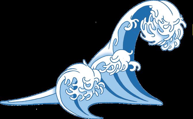 Tsunami Wave PNG - 81564