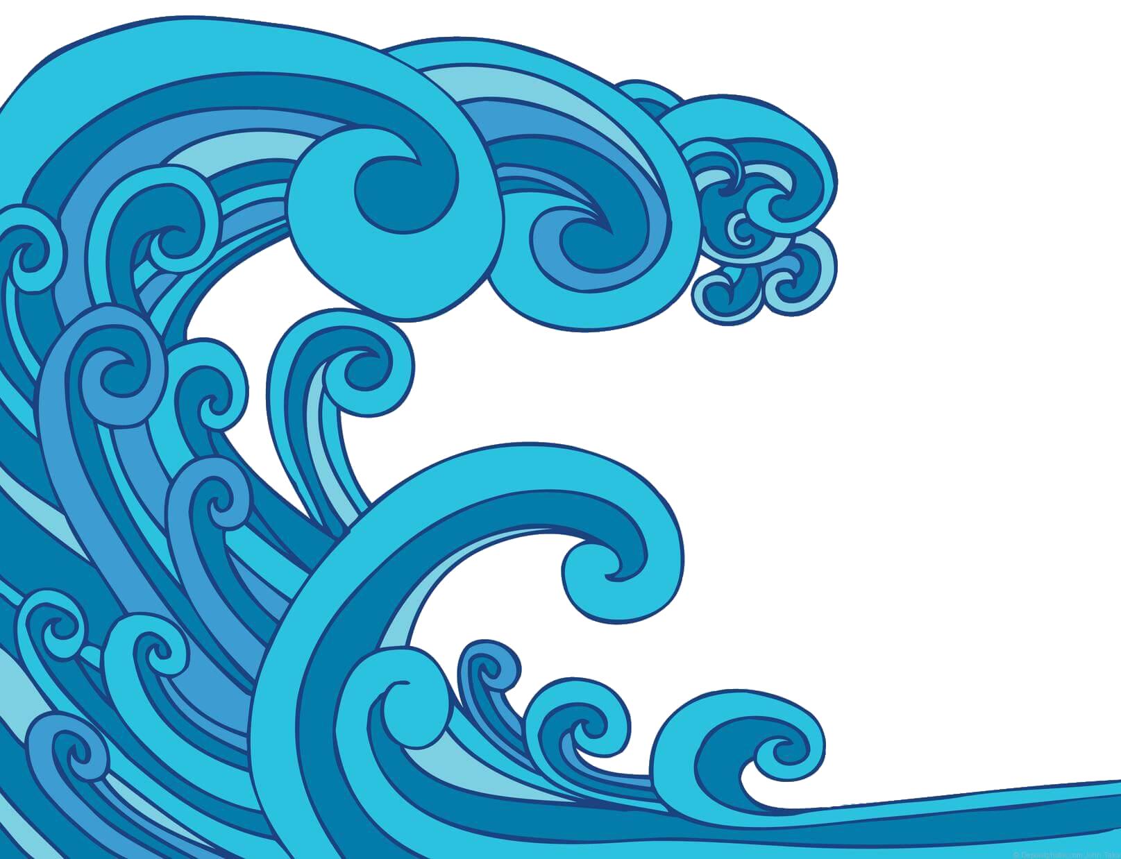 Tsunami Wave PNG - 81570