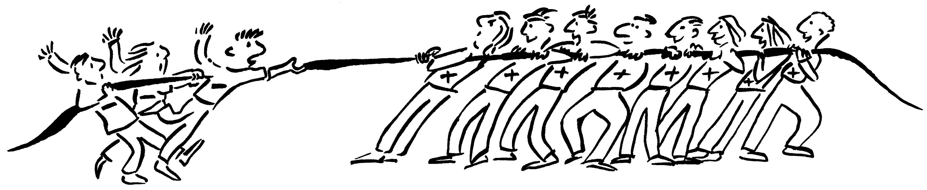 Integer Tug-Of-War - Faribaul
