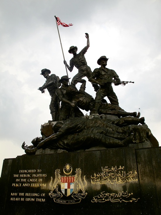 Malaysiau0027s history and warriors remembered. Tugu Negara PlusPng.com  - Tugu Negara PNG