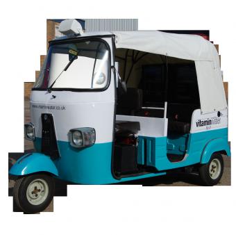 Tuk Tuk PNG - 80946