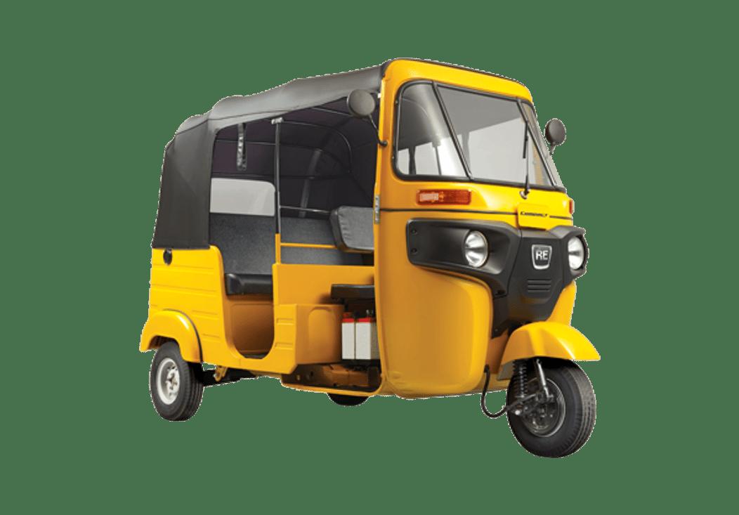 Tuktuk. Bajaj Re. Bajaj Re - Tuk Tuk PNG
