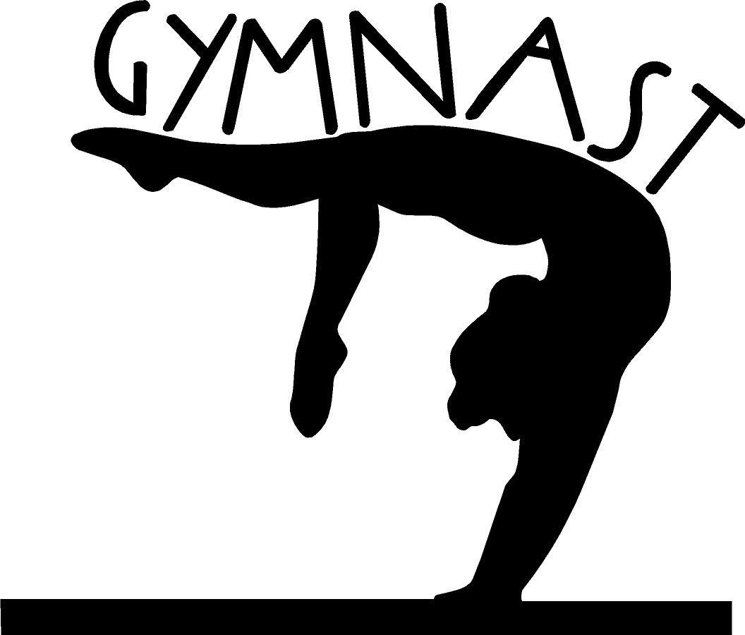 Gymnastics clipart tumbling free images 9 - Gymnastics PNG Flip - Tumbling PNG HD