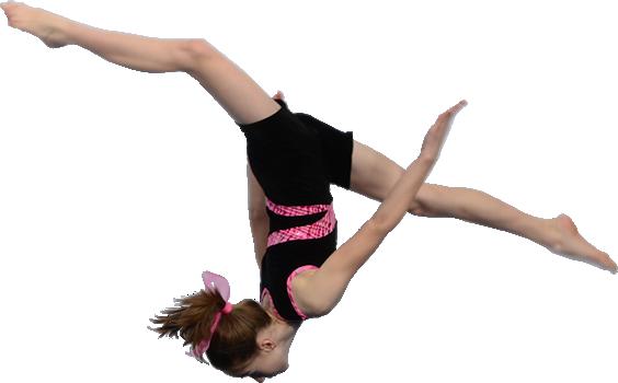 Gymnastics PNG Clipart - Tumbling PNG HD