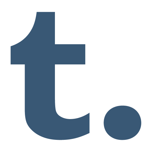 Tumblr Icon 512x512 png - Tumblr Vector PNG
