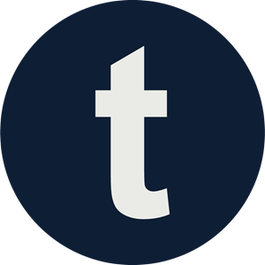 Tumblr Icon Logo Vector - Tumblr Vector PNG