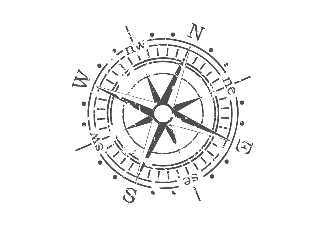 Tumblr static vector-compass-in-gray.png - Tumblr Vector PNG