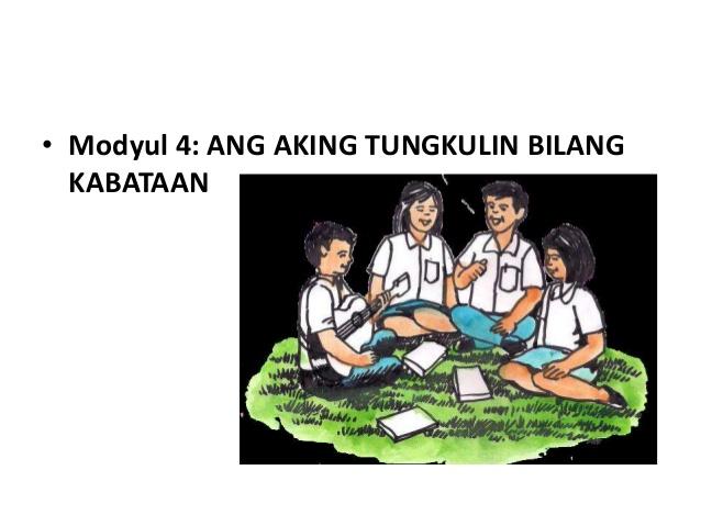 Modyul 4: ANG AKING TUNGKULIN BILANG KABATAAN PlusPng.com  - Tungkulin Bilang Anak PNG