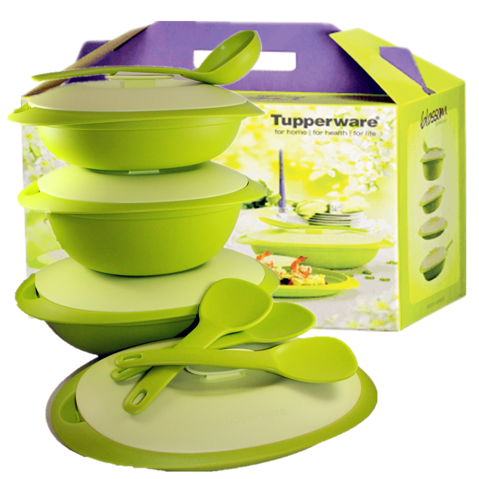 Tupperware Blossom Microwavea