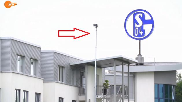 Auf Schalke steht jetzt ein Turm - Turm Bauen PNG