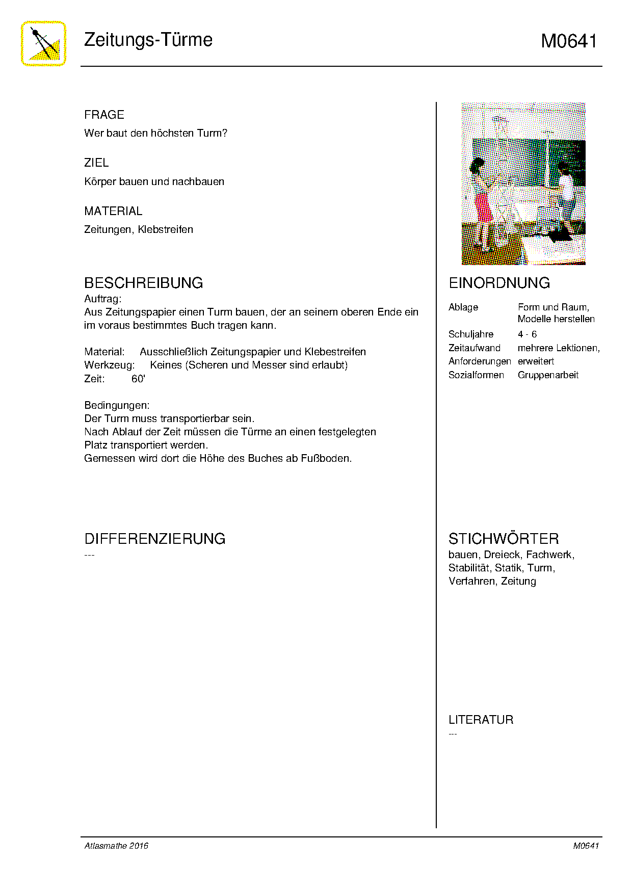 M0641, Zeitungs-Türme PlusPng.com  - Turm Bauen PNG