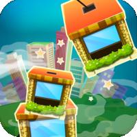 Tower Craft Free - Die besten Fun Turm bauen Spiele für Jungen, Mädchen und  Kinder - ein Cool 3D - Turm Bauen PNG