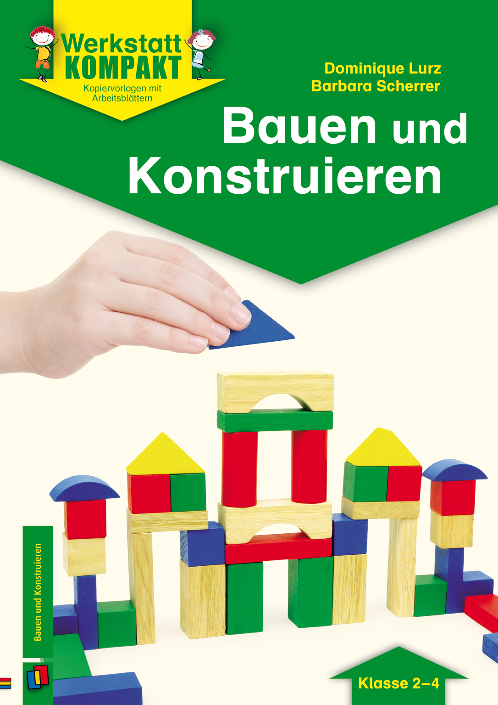 Werkstatt kompakt: Bauen und Konstruieren. Kopiervorlagen mit  Arbeitsblättern    #Unterrichtsmaterial für # - Turm Bauen PNG