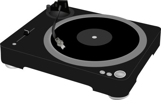 Download pngtransparent PlusPng.com  - Turntable HD PNG