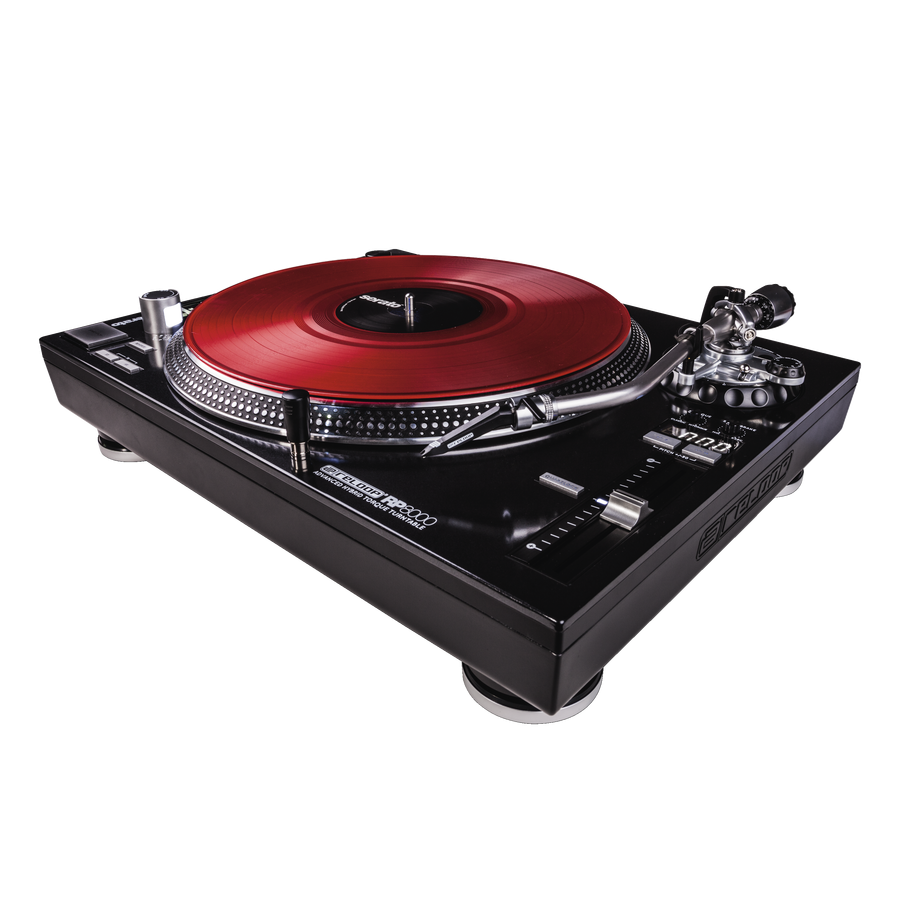 RP-8000 Turntable con SERATO Reloop - Turntable HD PNG