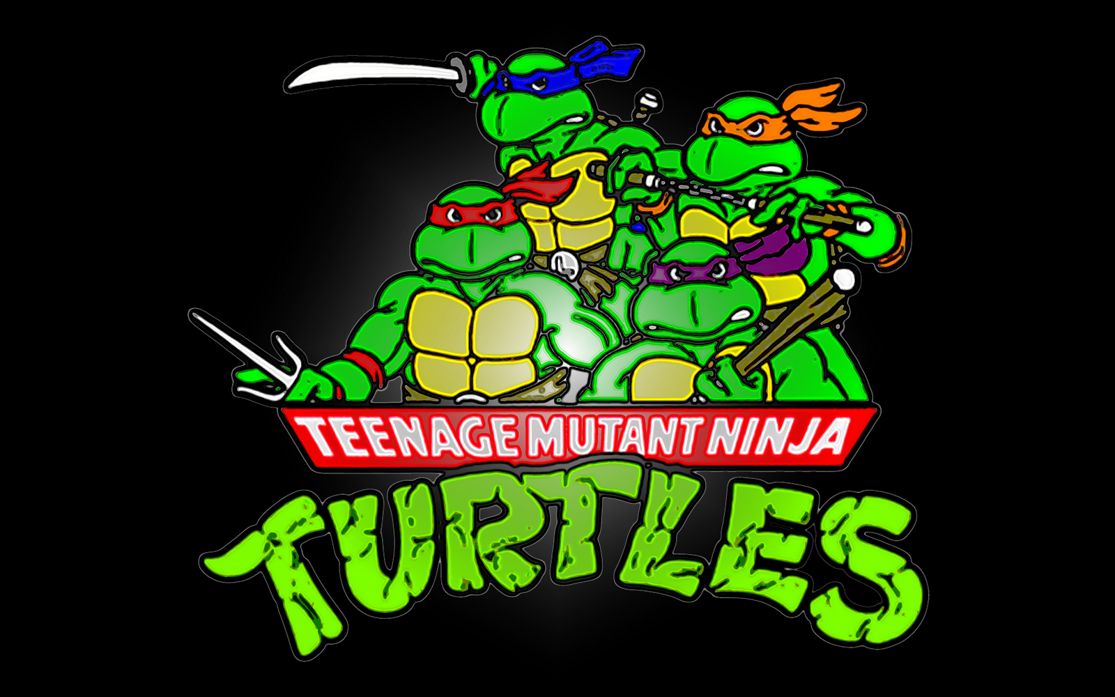 teenage mutant ninja turtels | Download Free Teenage Mutant Ninja Turtles HD  Logo Wallpaper , HD - Turtle Shell PNG HD