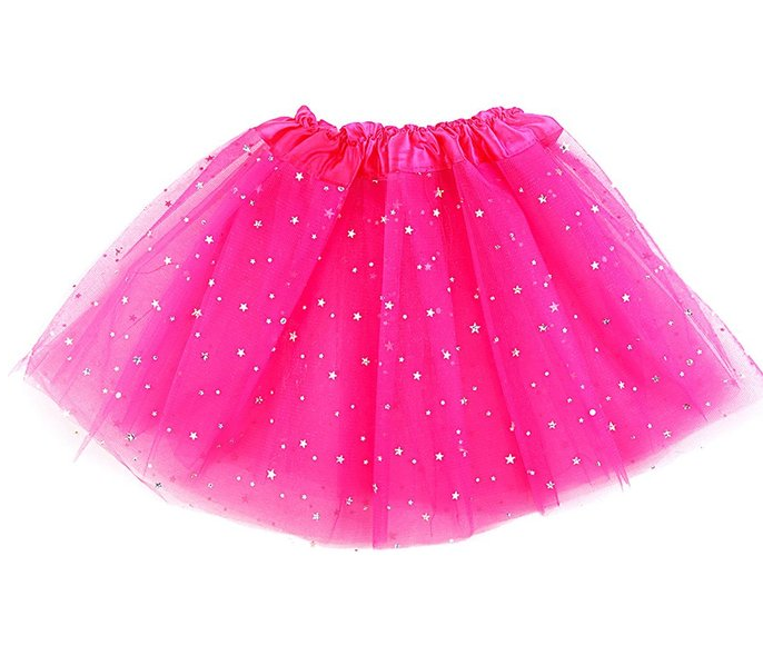 Colorful Kids Girls Sparkle Sequins Party Princess Ballet Dance Tutu Skirt  Dress | eBay - Tutu Skirt PNG
