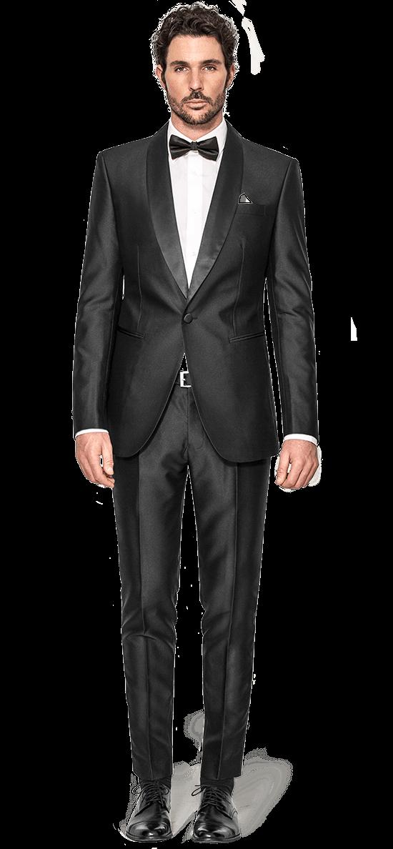 Tuxedo Man PNG - 83043