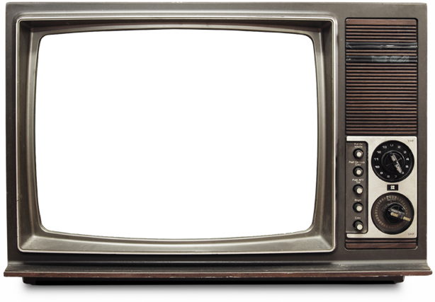 Old TV PNG - Tv PNG