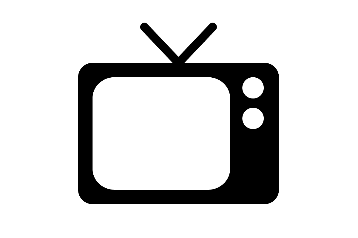 Old TV PNG image - Tv PNG