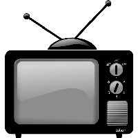 Old Tv Png Image PNG Image - Tv PNG