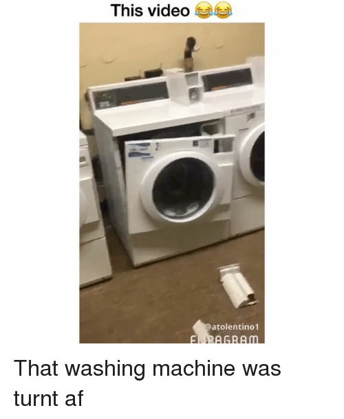 Af, Funny, and Getting Turnt: This video atolentino1 That washing machine  was turnt - Tv With Table PNG Turnt