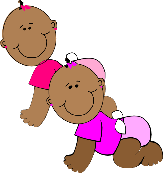 twin baby girl png free transparent twin baby girl png images pluspng rh pluspng com Baby Twins Clip Art Umbrella Twin Baby Graphics