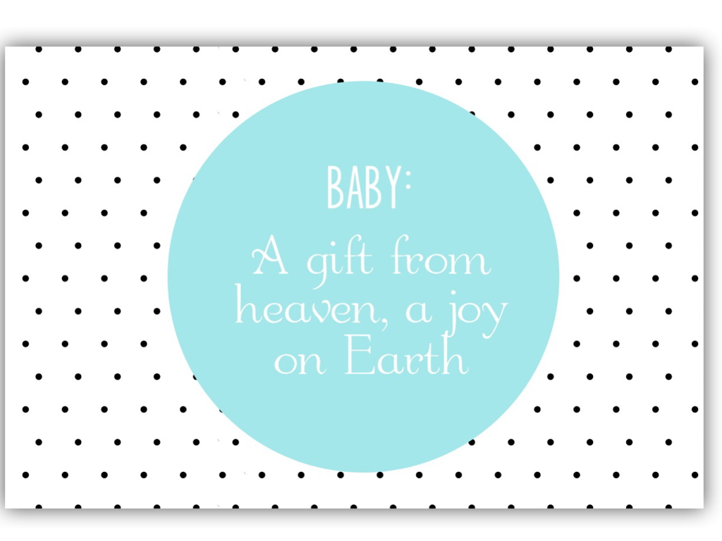 Baby Shower Gift Card Message For Free - Twin Baby PNG HD