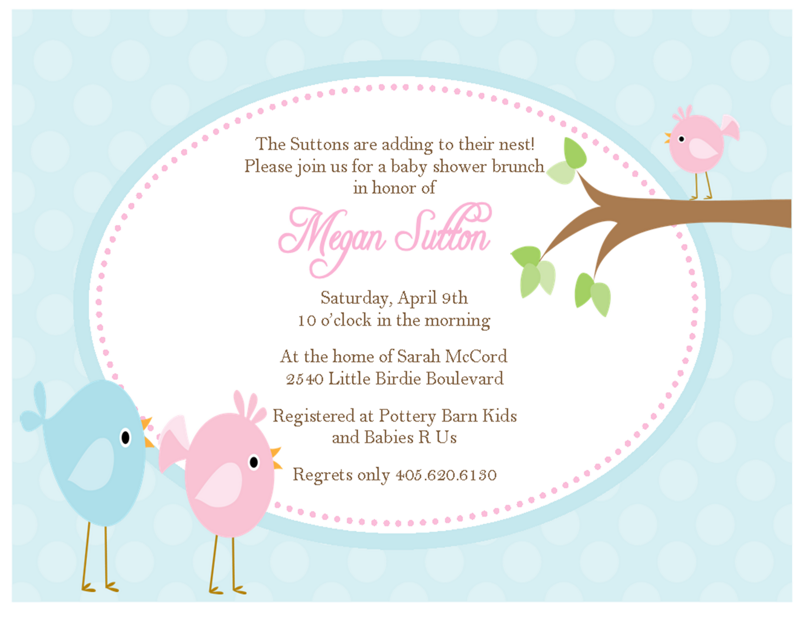 Baby Shower Invitations For Twins - Twin Baby PNG HD