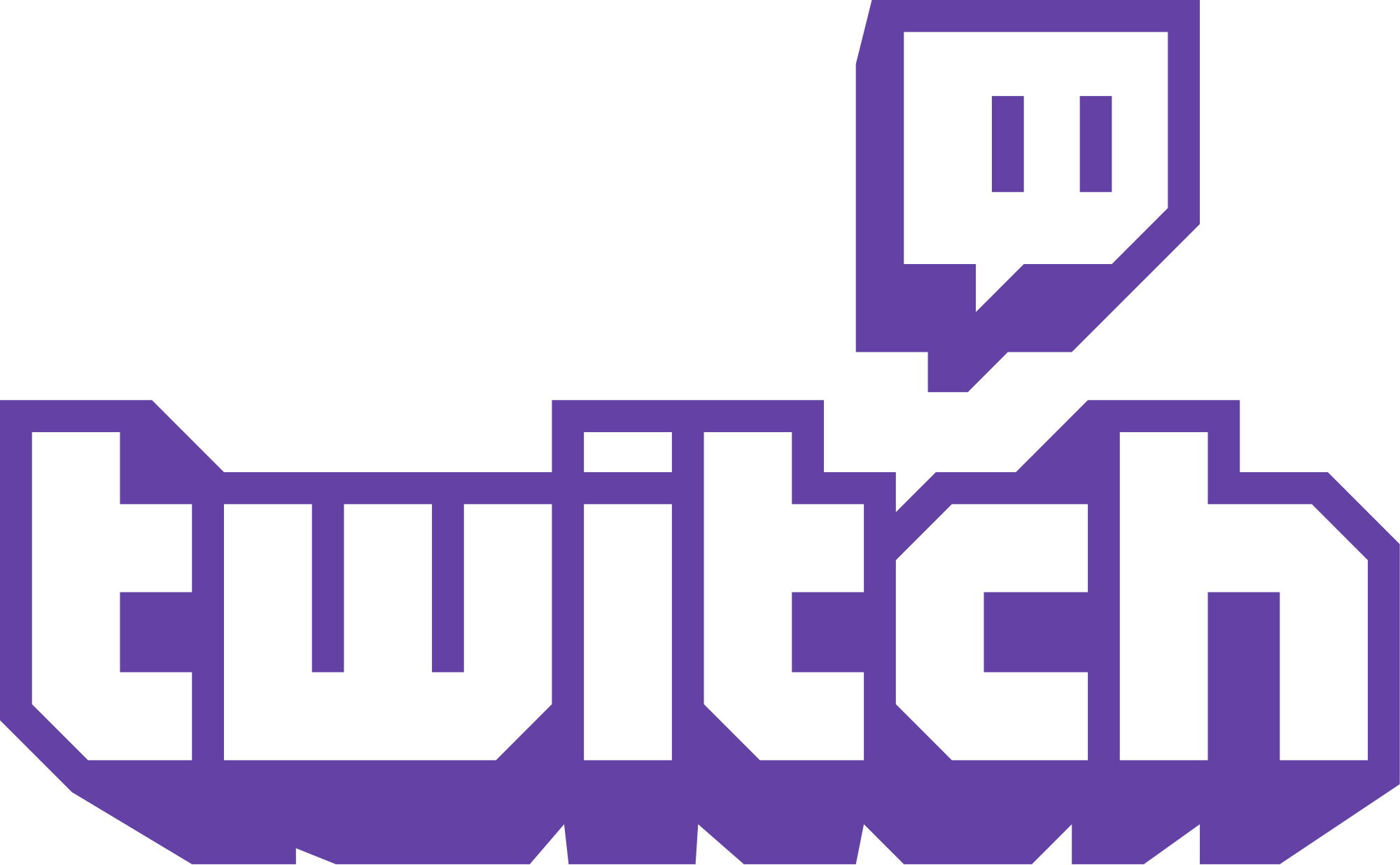 Twitch Logo Eps PNG - 101253